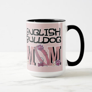 Englische Bulldogge MAMMA Tasse