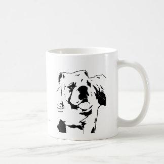 Englische Bulldogge - Sumo Kaffeetasse