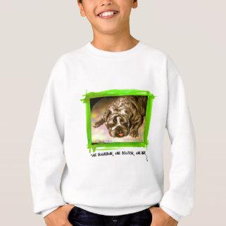 Englische Bulldogge Sweatshirt