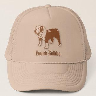 Englische Bulldogge Truckerkappe