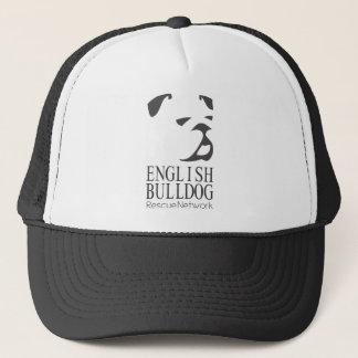 Englische Bulldoggen-Rettung Truckerkappe