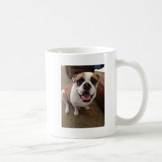 Englische Bulldoggen-Tasse Kaffeetasse