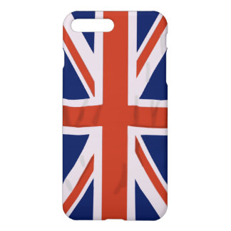 Englische Flagge iPhone 7 Plusfall iPhone 8 Plus/7 Plus Hülle