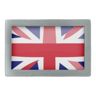 Englische Flagge Rechteckige Gürtelschnalle