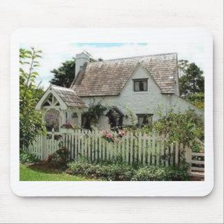 Englische Hütte Mousepad