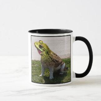 Englische Ochsenfrosch-Tasse Tasse