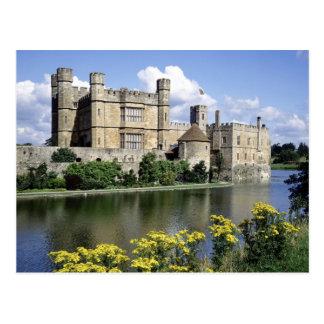 Englische Szenen, Leeds Castle, Kent Postkarte