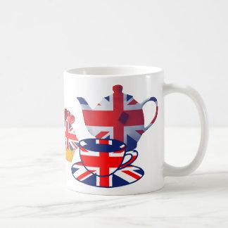 Englische Tee-Zeit, Kaffeetasse