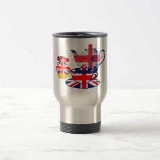 Englische Tee-Zeit, Reisebecher