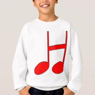 """Englischer Buchstabe """"H"""" geschaffen von den Sweatshirt"""