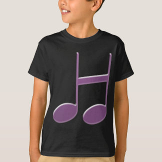 """Englischer Buchstabe """"H"""" geschaffen von den T-Shirt"""