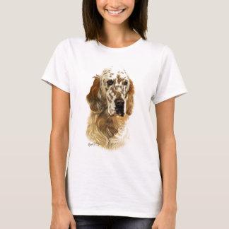 Englischer Setzer T-Shirt