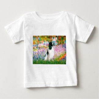 Englischer Springer 7 - Garten Baby T-shirt