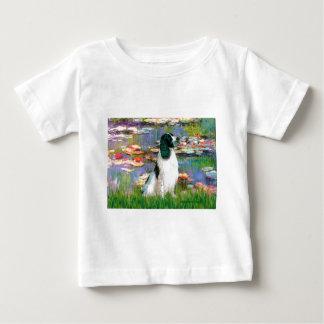 Englischer Springer 7 - Lilien 2 Baby T-shirt