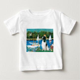 Englischer Springer 7 - Segelboote Baby T-shirt