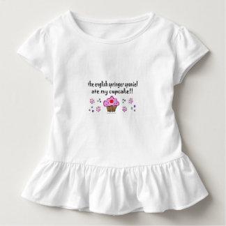 englischer Springer Spaniel Kleinkind T-shirt