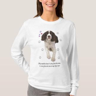 Englischer Springerspaniel-Hund T-Shirt