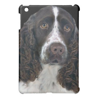 Englischer Springerspaniel-Porträt IPAD KASTEN iPad Mini Hülle