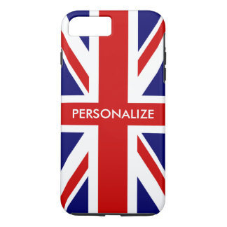Englischer Stolz der britischen iPhone 8 Plus/7 Plus Hülle
