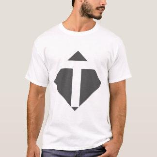 Englisches Alphabet - T T-Shirt