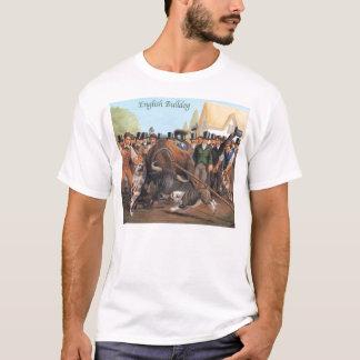 Englisches Bulldoggen-Shirt T-Shirt