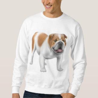 Englisches Bulldoggen-Sweatshirt Sweatshirt