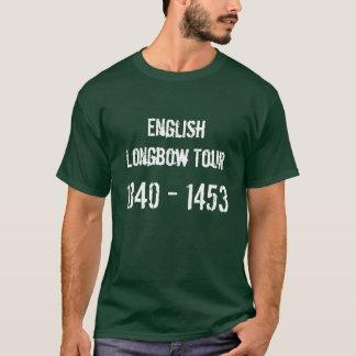 Englisches Longbow-Ausflug-T-Shirt T-Shirt