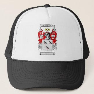 (Englisches) Wappen Jones Truckerkappe