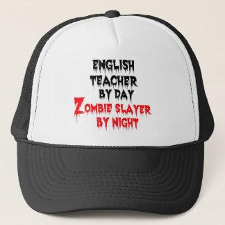 Englischlehrer durch TageszombieSlayer bis zum Truckerkappe