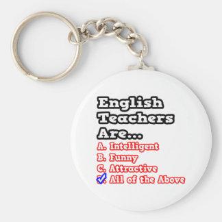 Englischlehrer-Quiz-… Witz Schlüsselanhänger