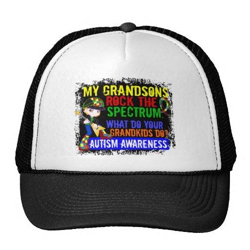 Enkel schaukeln den Spektrum-Autismus Baseball Caps