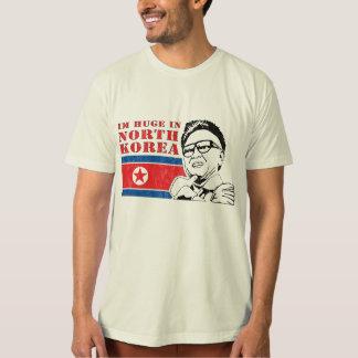 enorm nur in Nordkorea - Kim Jong-il T-Shirt