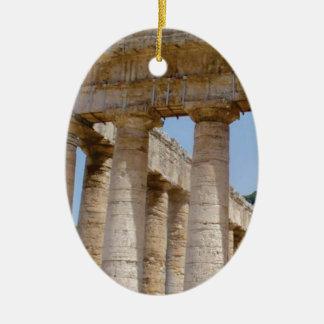 enorme Griechearbeiten Keramik Ornament