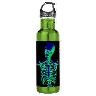 Entbeint Wasserflasche