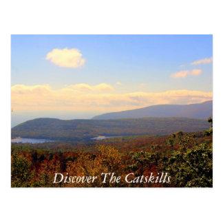 Entdecken Sie das Catskills 6 Postkarte