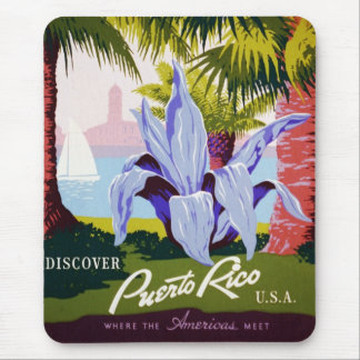 Entdecken Sie Puerto Rico Mauspads