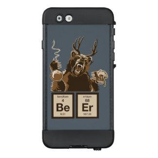 Entdecktes Bier der Chemie Bär LifeProof NÜÜD iPhone 6 Hülle