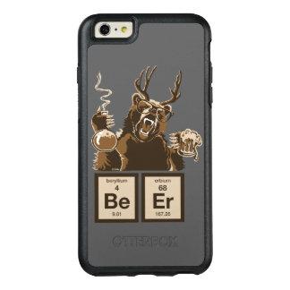 Entdecktes Bier der Chemie Bär OtterBox iPhone 6/6s Plus Hülle