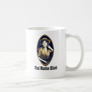 Entdeckung Maxine Elliott Kaffeetasse