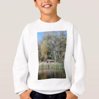 Ente blind im Fall Sweatshirt