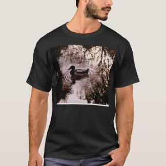 Ente Duck posiert sich - landing T-Shirt
