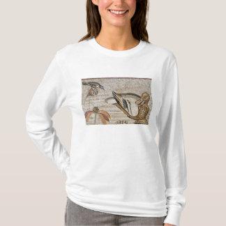 Ente und Vogel, Nil-Mosaik, Haus des Faun T-Shirt