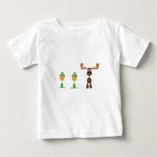 Enten-Enten-Elche Baby T-shirt