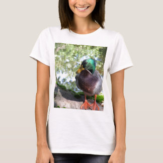Enten-Haltung T-Shirt