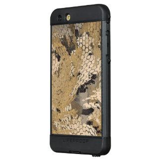 Enten-Jagd-Feuchtgebiets-Camouflage-Telefon-Kasten LifeProof NÜÜD iPhone 6s Plus Hülle