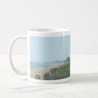 Enten-North Carolina-Küstenlinie Kaffeetasse