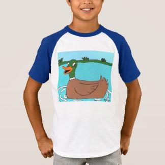 Enten-Shirt, Quack-Angriffs-Shirt T-Shirt