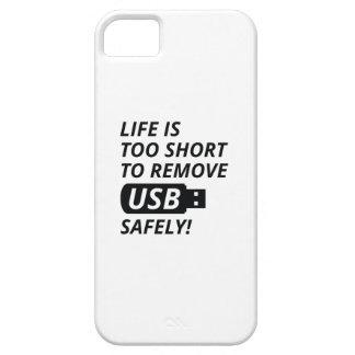 Entfernen Sie USB sicher Etui Fürs iPhone 5