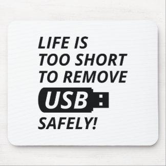 Entfernen Sie USB sicher Mauspad