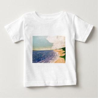 entfernte Leuchttürme Baby T-shirt